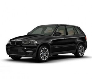 BMW transfer na lotniska
